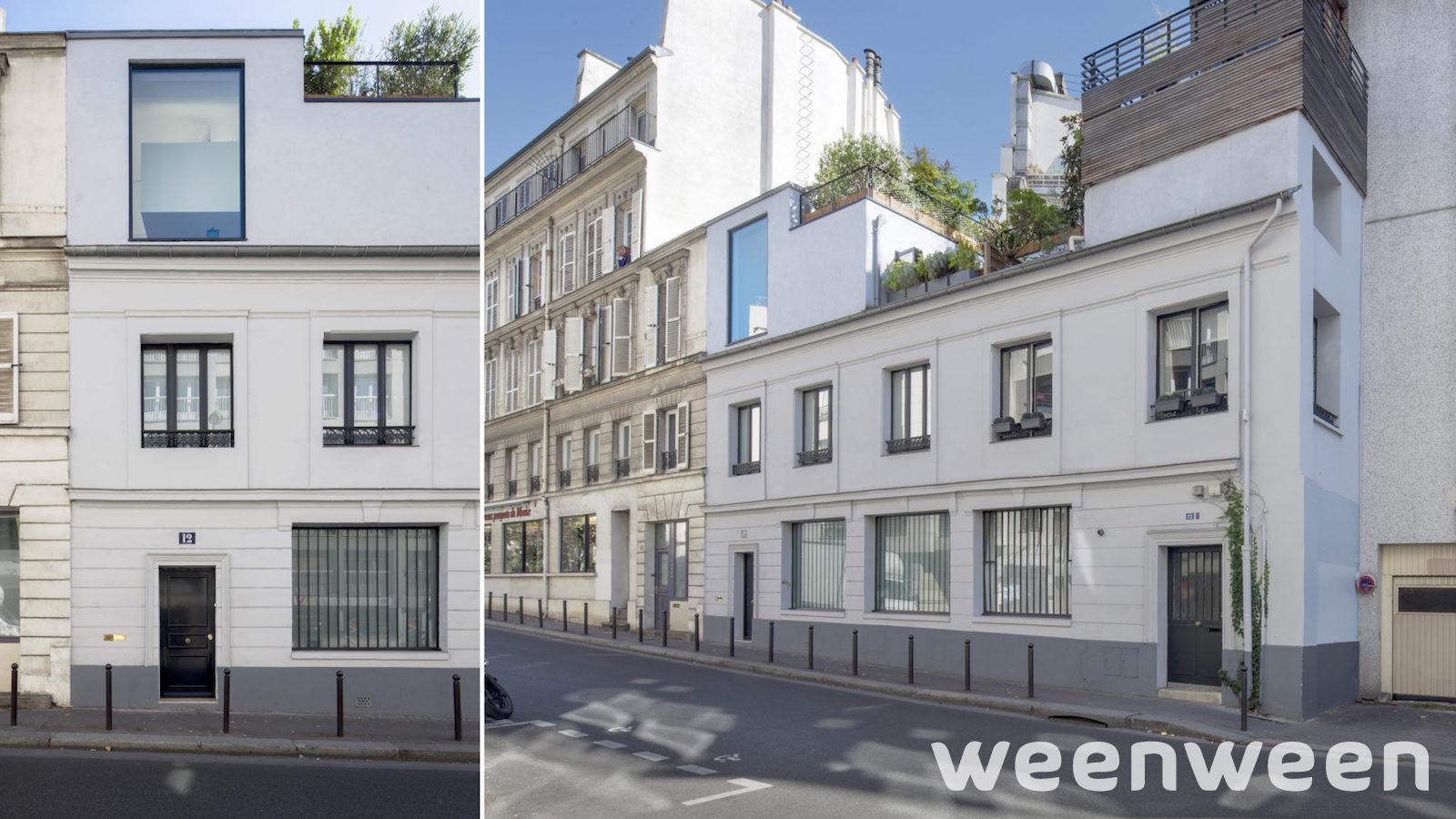 Acquisition d'immeuble à Paris